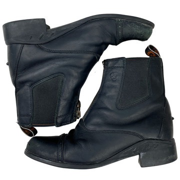 Ariat Devon Paddock Boots in Black - Children's 2