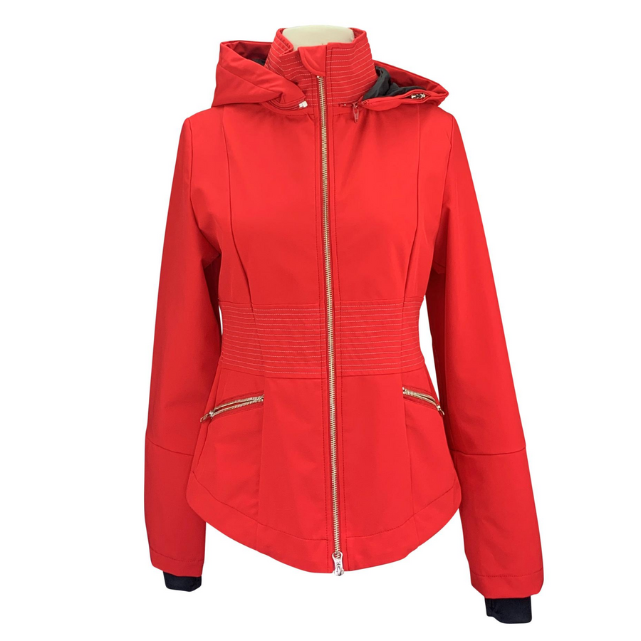 Noel Asmar Special Edition Rider Jacket in Red