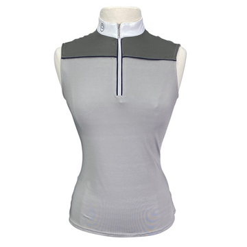 Montar 'Lizbet' Tank in Grey/Brown - Women's Medium