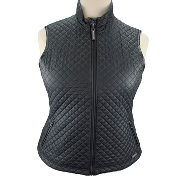 Asmar Equestrian Vest in Black