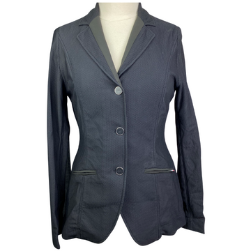 AA Platinum MotionLite Show Coat in Black