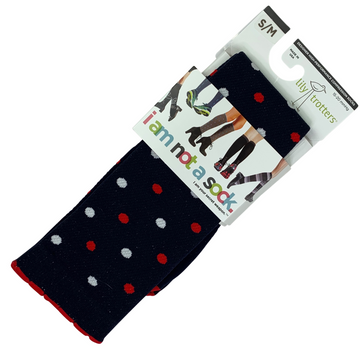 Lily Trotters Socks in Dots-A-Plenty
