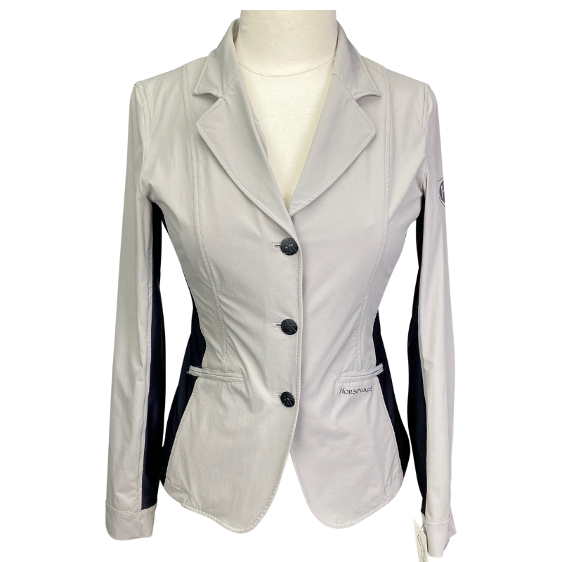 Horseware Air MK2 Competition Coat in Dove grey - Women's Medium