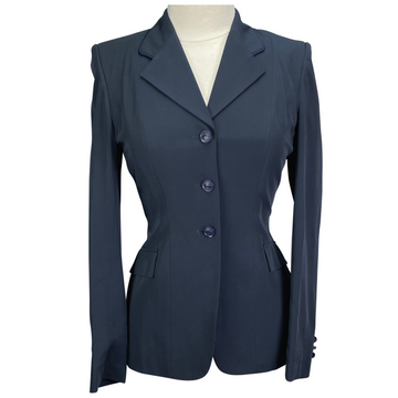 Grand Prix Show Coat in Navy - Women's 12R Slim (US 6R Slim)