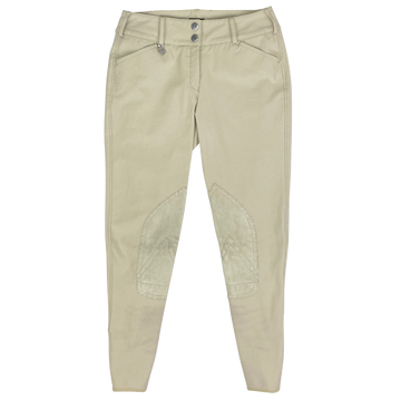 Pikeur Ciara Breeches in Tan - Women's 28