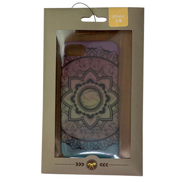 Spiced Equestrian Phone Case in Mandala Sunrise
