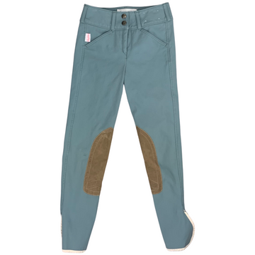 Tailored Sportsman Trophy Hunter Breeches in Airforce Blue