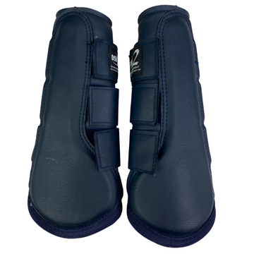 DSB Original Brushing Boots in Navy - XL