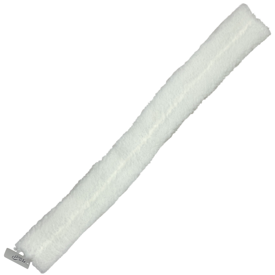 Fleece Girth Cover in White