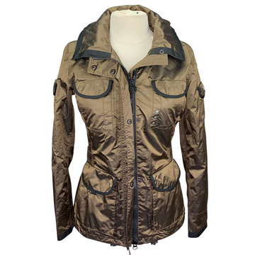 Wellensteyn Mid Length Revolution Jacket in Bronze