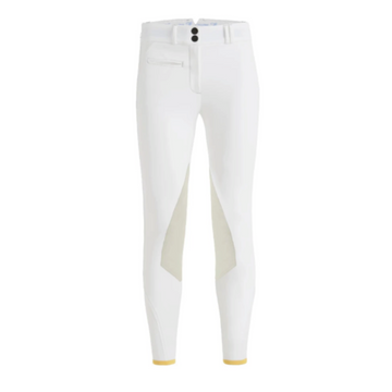 Callidae The C Breeches in White