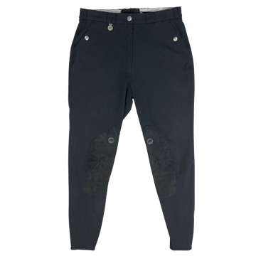 Pikeur Montana Breeches in Black - Women's 30L