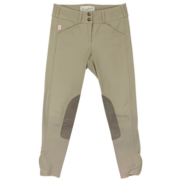 Tailored Sportsman Trophy Hunter Breeches in Tan