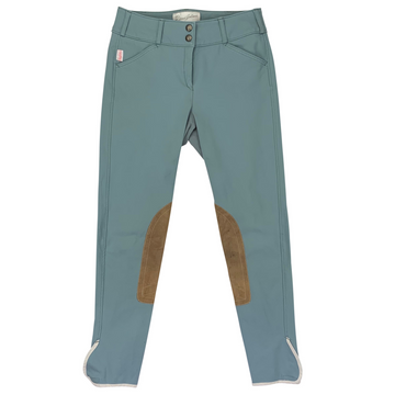 Tailored Sportsman Trophy Hunter Breeches in Air Force Blue