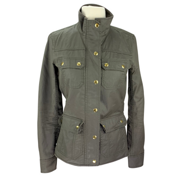 J. Crew The Downtown Field Jacket in Mossy Brown