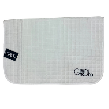 GhoDho Baby Pad in White