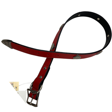 Woof Wear Dog Collar in Red