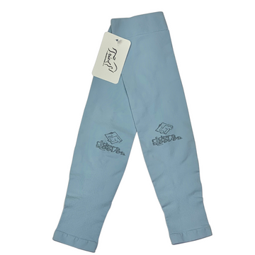Riders Sleeves in Baby Blue