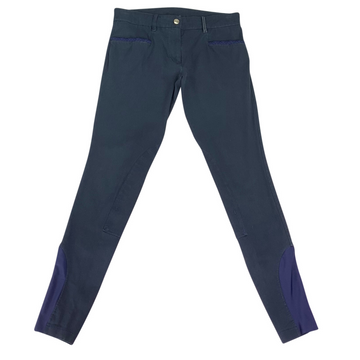 Dada Sport Corradina Breeches in Navy