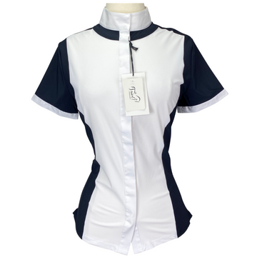 EGO7 in White/Navy - Women's Small