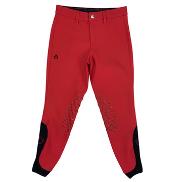 Cavalleria Toscana Breeches in Red