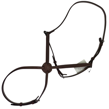 CWD Figure-8 Noseband in Brown