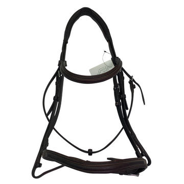 CWD Hunter Bridle in Brown