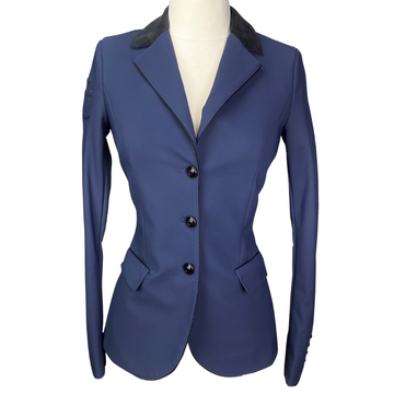 Cavalleria Toscana Competition Jacket in Navy - IT 40 (US 6)