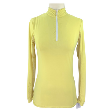 Kastel Sun Shirt in Yellow