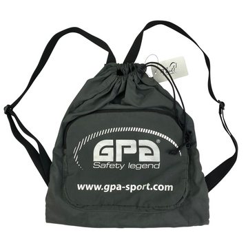 GPA Helmet Bag in Grey