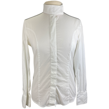 Pessoa by Horseware Show Shirt in White - Women's Small