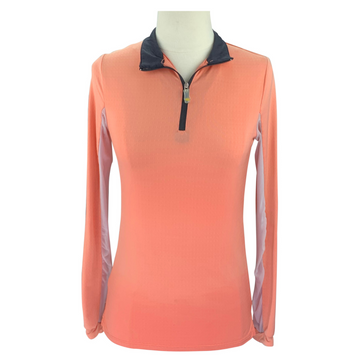 Kastel Sun Shirt in Peach