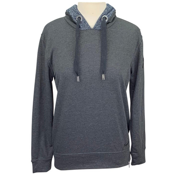 Kingsland Dressage Calafate Sweat Hoodie in Grey