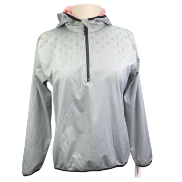 Horseware Platinum 1/4 Zip Windbreaker in Seafoam