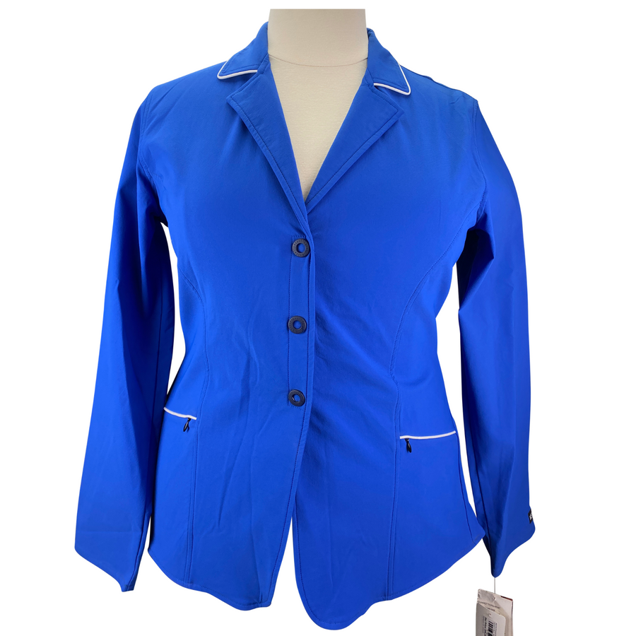 Kerrits Competitors Koat Show Coat Jacket in Blue - Women's XL