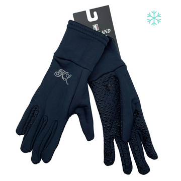 Kingsland Grip Winter Riding Gloves in Navy
