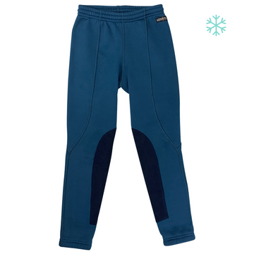 Kerrits Sit Tight Windpro Knee Patch Breeches in Turquoise