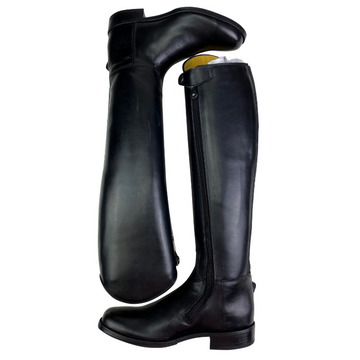 Custom Der Dau Dressage Boots in Black - Women's 7 Slim/Tall