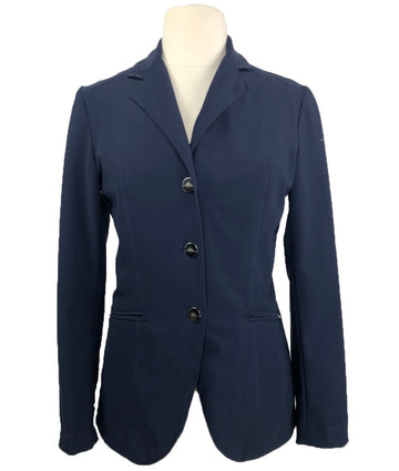 Alessandro Albanese Motionflex Competition Jacket in Navy - Women's XS