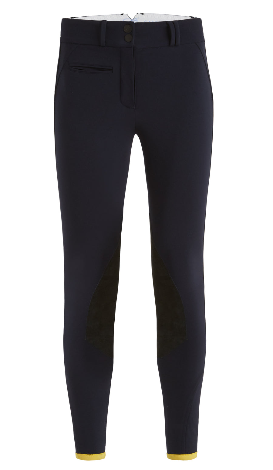 CALLIDAE The C Breeches in Navy - Women's 32