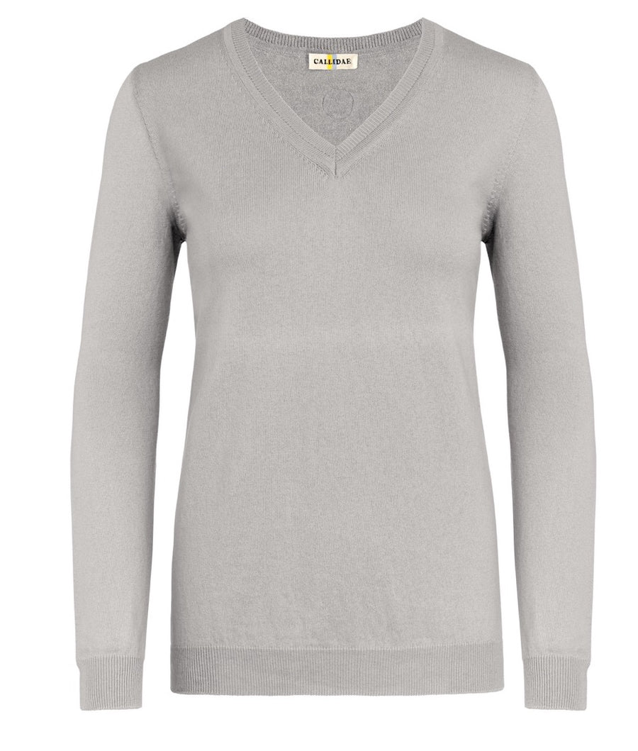 Callidae Cashmere Blend Sweater in Aldgate