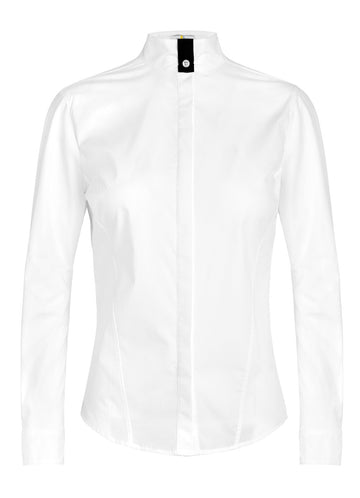 CALLIDAE Show Shirt in White