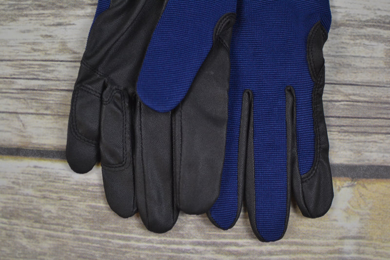 Heritage Performance Gloves in Navy - Size 7
