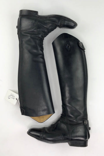 Fabbri Custom Field Boots in Black - Overview