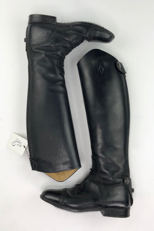 Fabbri Custom Field Boots in Black - Approx. EU 36