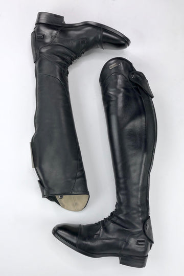 Ariat Divino Field Boot in Black - Top View