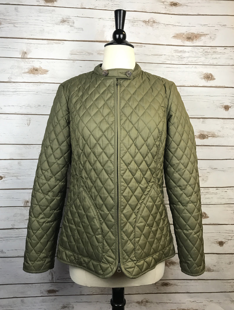 Banana Republic Quilted Jacket - Women's Medium