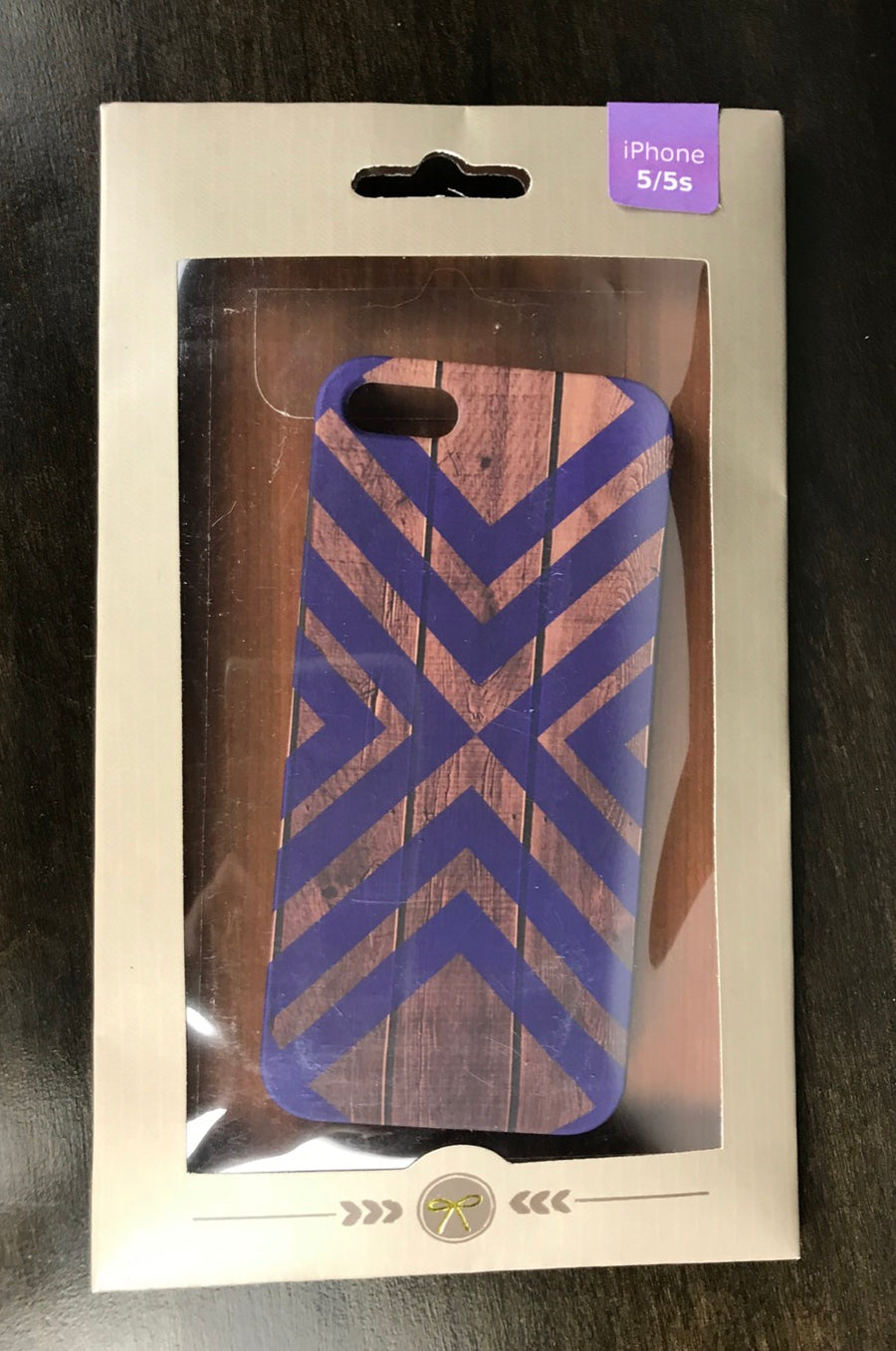 Spiced Equestrian Phone Case in Blueberry Accent - iPhone 5/5s