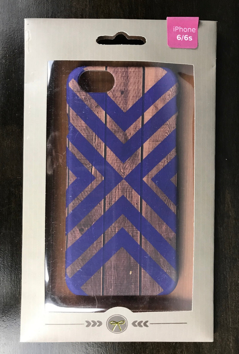 Spiced Equestrian Phone Case in Blueberry Accent - iPhone 6/6s