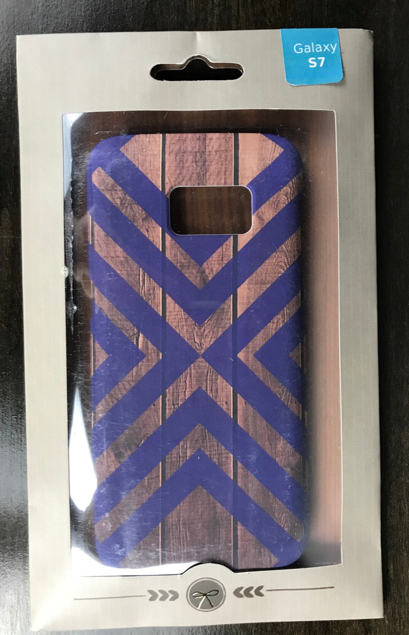 Spiced Equestrian Phone Case in Blueberry Accent - Galaxy S7